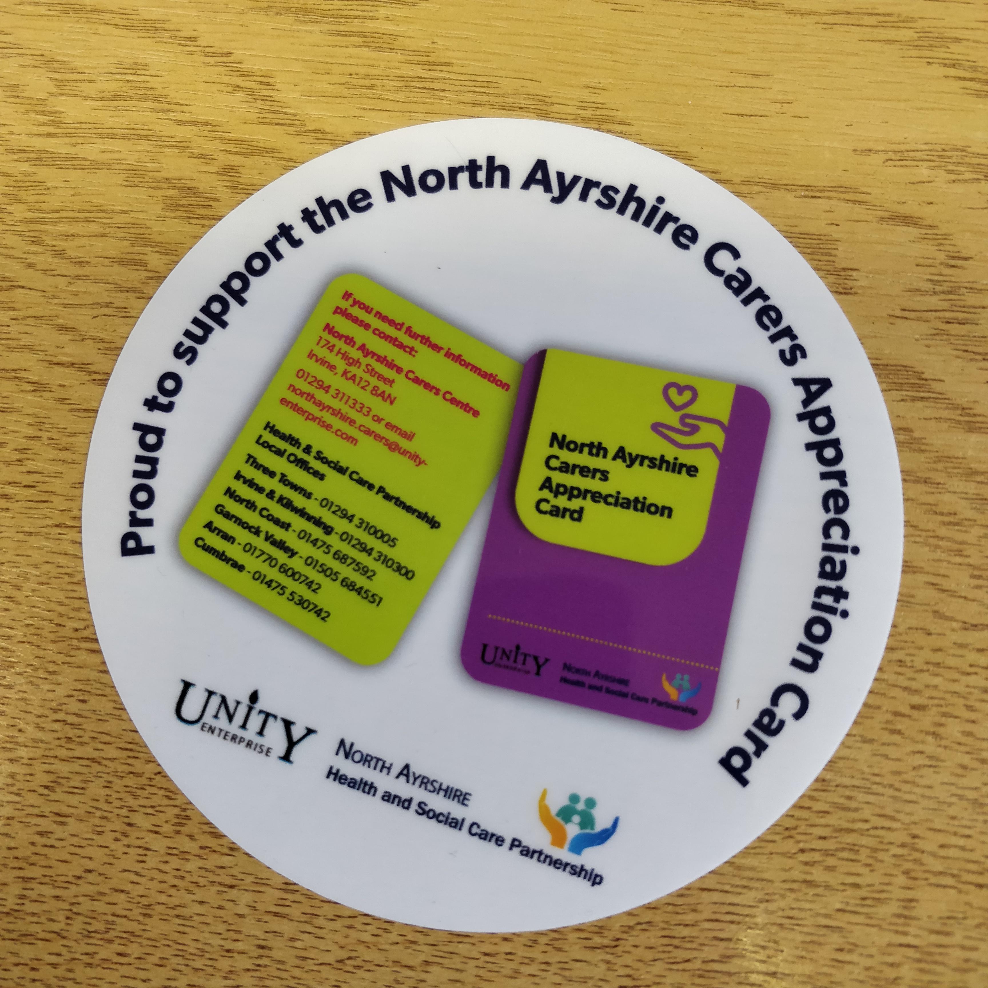 North Ayrshire carers