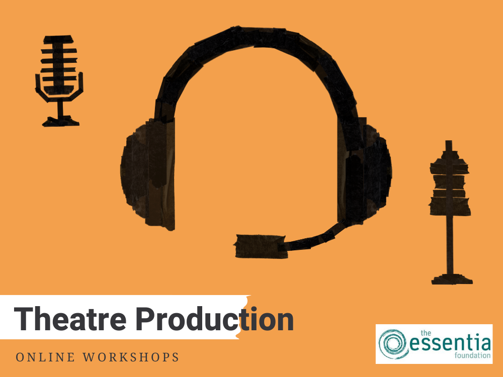 Launch of Theatre Production workshops