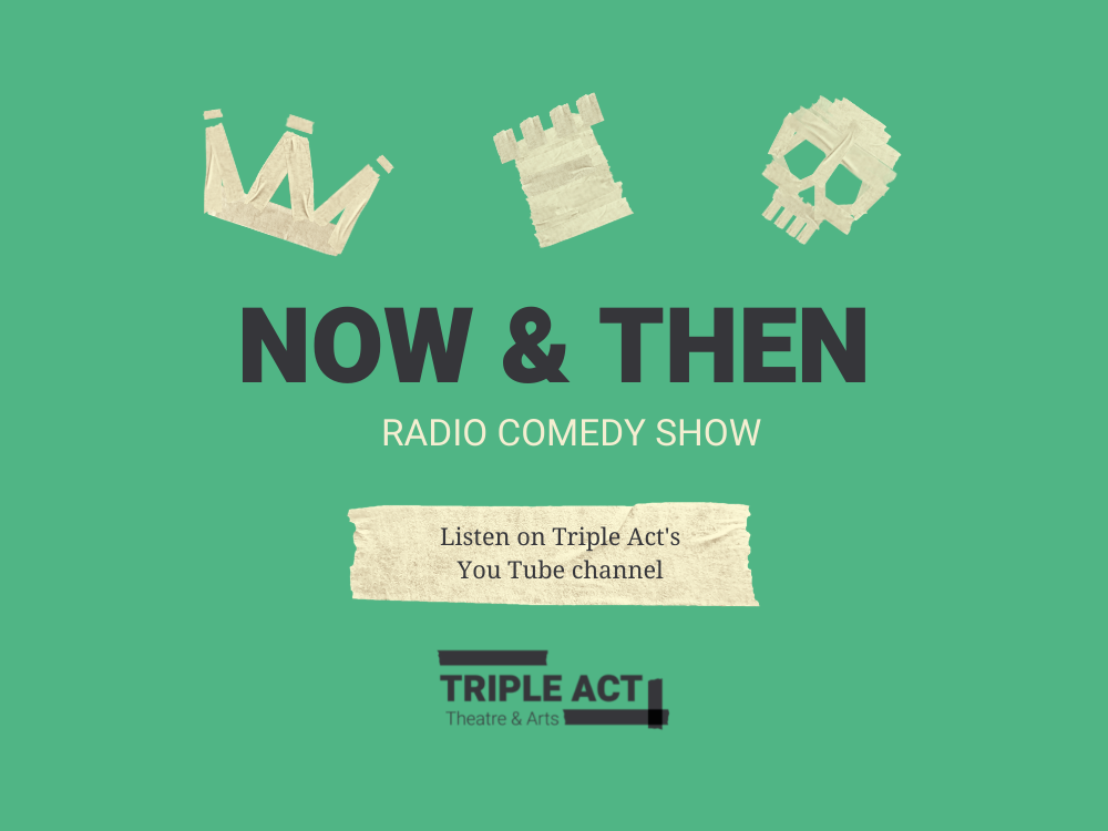 Listen to 'Now & Then', a brand new radio play