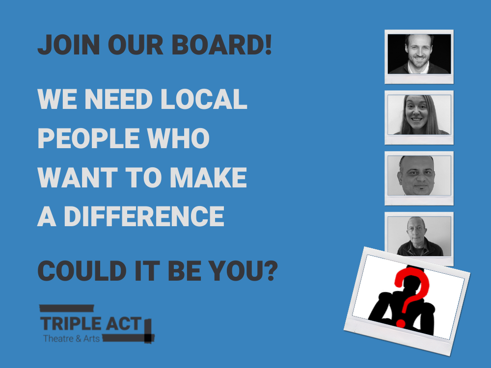 Join our Board