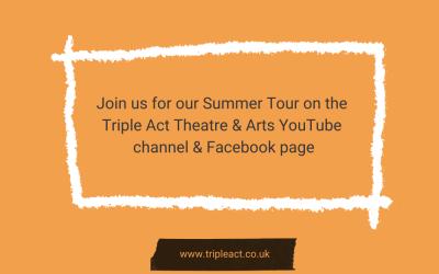 Triple Act Summer Tour